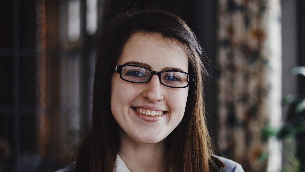 Photo of student Bobbie Burton