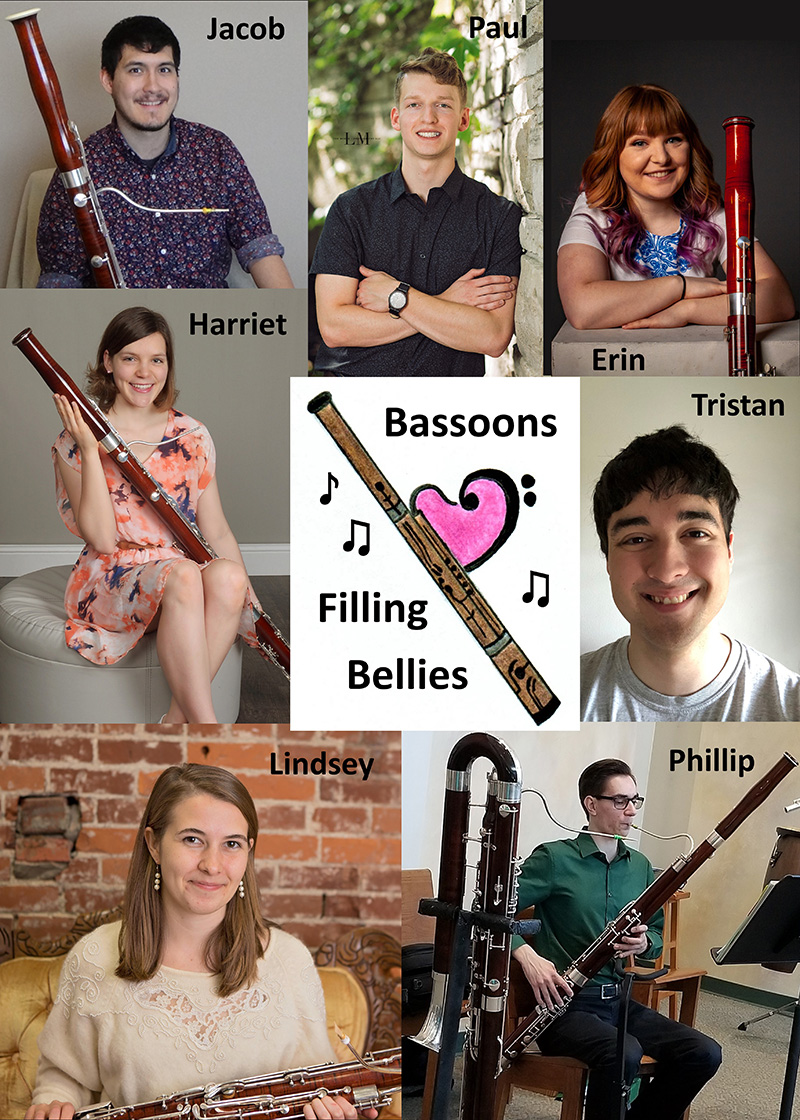 Bassoons Filling Bellies poster