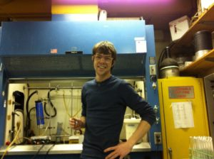 Chemistry Faculty Jordan Froese