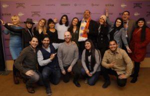 La Leyenda Negra Cast & Crew at Sundance Premiere