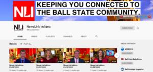 NewsLink Indiana YouTube page