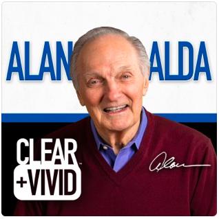 Clear + Vivid podcast thumbnail