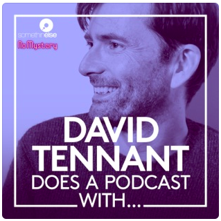 David Tennant podcast thumbail
