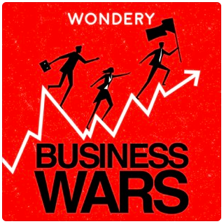 Business Wars podcast thumbnail