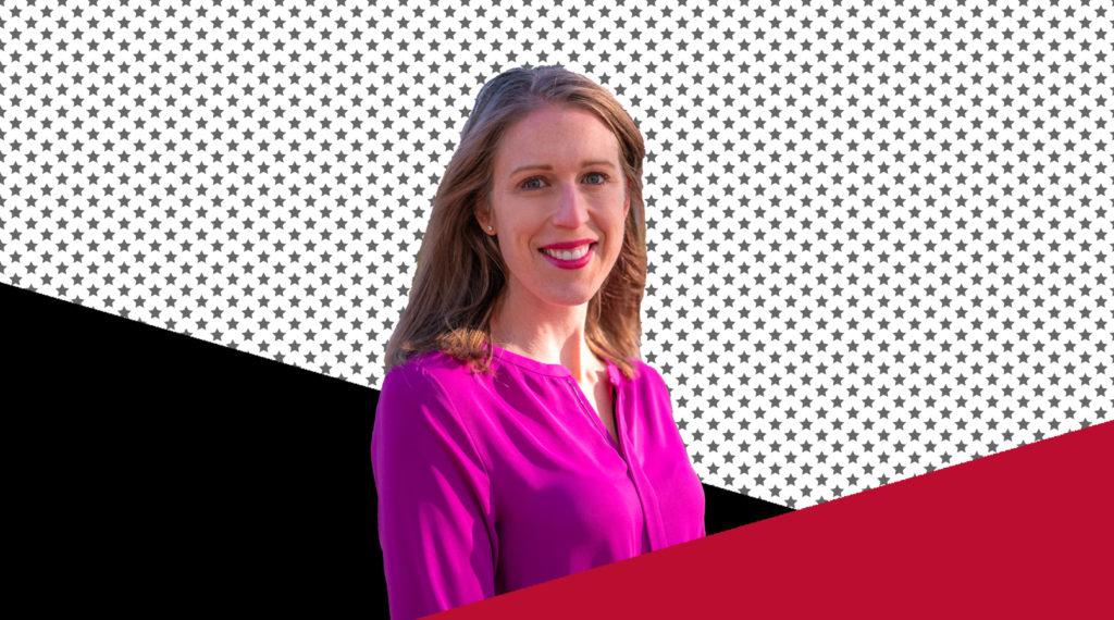 Kate Elliott headshot