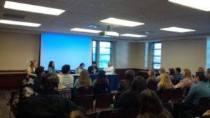 Panel discussion at Practical Criticism Midwest (PCM)
