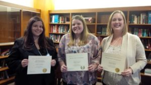 Award winners at Practical Criticism Midwest (PCM)