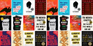 covers of anti-racist books