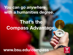 link to www.bsu.edu/compass